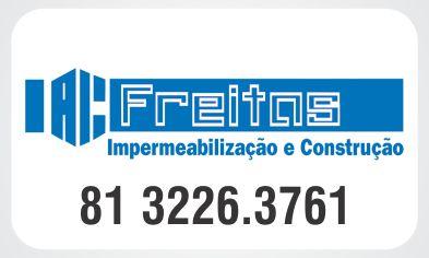 AC FREITAS impermeabilização e construção