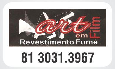 ART FILM Revestimento fumê