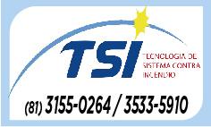 TSI - TECNOLOGIA DE SISTEMA CONTRA INCÊNDIO