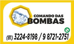 COMANDO DAS BOMBAS