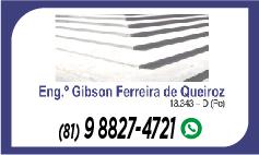 ENGENHEIRO GIBSON FERREIRA