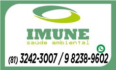 IMUNE SAÚDE AMBIENTAL