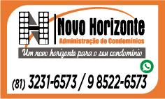 NOVO HORIZONTE ADMINISTRAÇÃO DE CONDOMÍNIOS