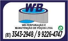 WB PERFURAÇÃO E MANUTENÇÃO DE POÇOS LTDA