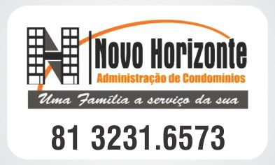NOVO HORIZONTE Administração em condomínios